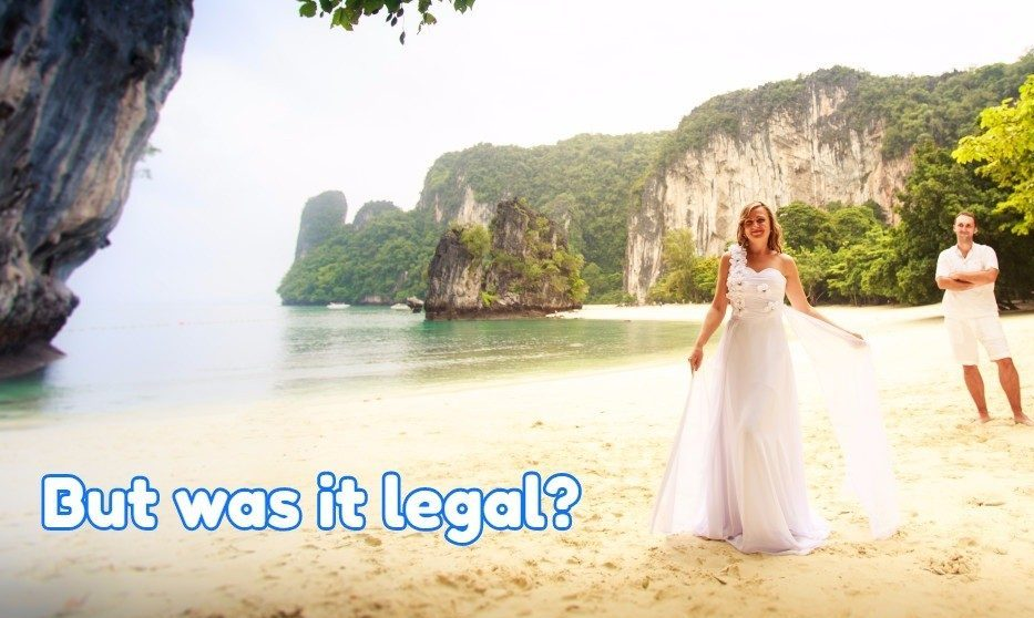 Is Getting Ordained Online Legal?