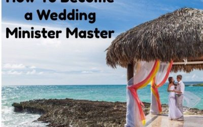 The Ultimate Guide: How to Officiate Your First Wedding