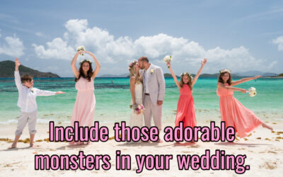 Include Children in Your Wedding [or Wedding Reception]